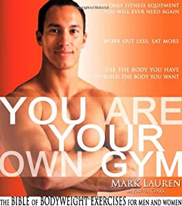 "Cover of ""You Are Your Own Gym: The Bible..."