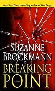 "Cover of ""Breaking Point (Troubleshooters..."