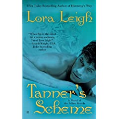 Tanner's Scheme (The Breeds, Book 3)
