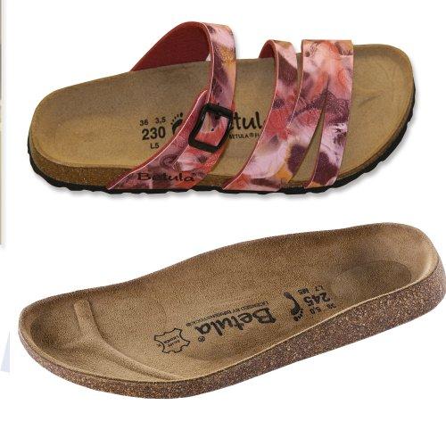 Betula Sandale Damensandale Korksandale Nele