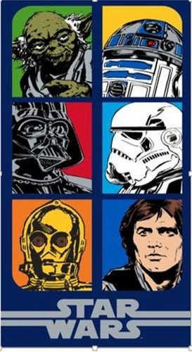 STAR WARS 100-Percent Cotton Beach Towel