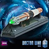 Doctor Who Sonic Screwdriver - Programmable Universal Remote Control - Collectible Prop Replica With Display Case