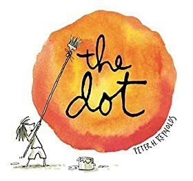 """Cover of """"The Dot (Irma S and James H Bla..."""