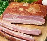 ドイツ産塩漬けスモークベーコン ブロック【Lサイズ】約1kg 【販売元:The Meat Guy(ザ・ミートガイ)】