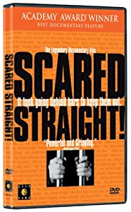 """Cover of """"Scared Straight!"""""""