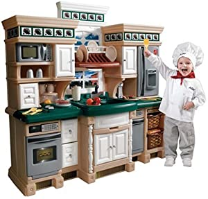 Amazoncom Step2 Step 2 LifeStyle Deluxe Kitchen Toys