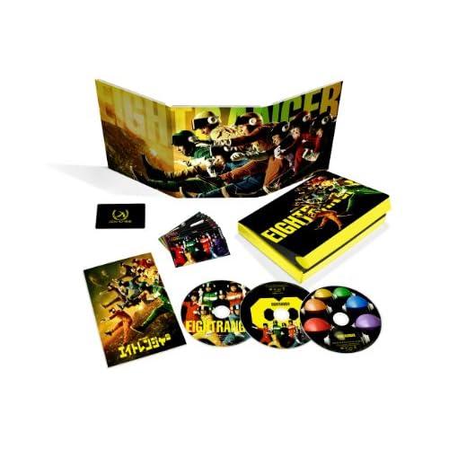 エイトレンジャー ヒーロー協会認定完全版【完全生産限定】Blu-rayをAmazonでチェック!