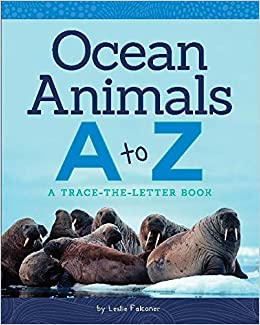 Ocean Animals A to Z is a great book for children when learning about the ocean. Visit Book Wishes and check out her list of Ocean and Sea Life Books that all your child would love.