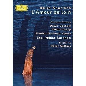 DVD L'Amour de loin