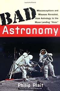 "Cover of ""Bad Astronomy: Misconceptions a..."
