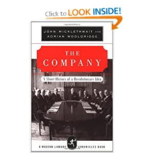 The Company (bookcover)