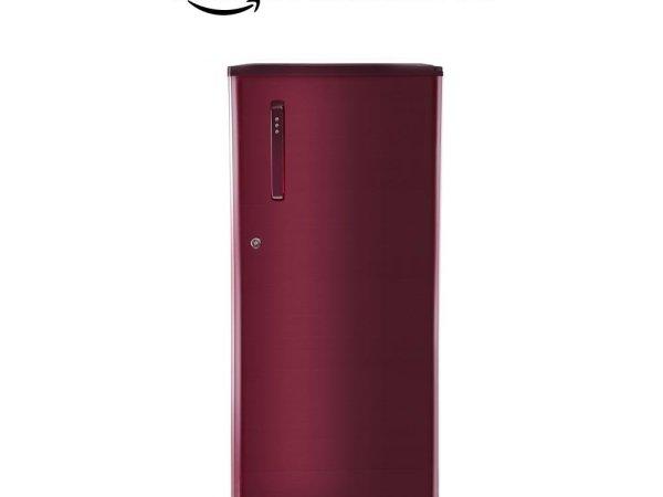 Intex RB1904WWT Direct-cool Single-door Refrigerator (190 Ltrs, 4 Star Rating, Wine Titanium)