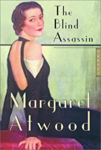 "Cover of ""The Blind Assassin"""