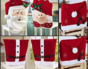 Amazon Holiday Chair Covers
