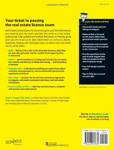 real estate license exams for dummies hardware storage tanks