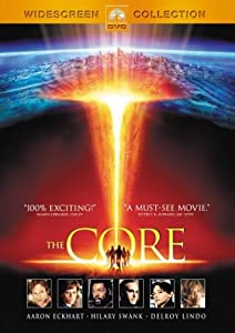 "Cover of ""The Core (Widescreen Edition)"""