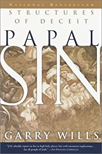 "Cover of ""Papal Sin: Structures of Deceit..."