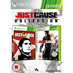Just Cause Collection [Xbox 360, Includes Just Cause & Just Cause 2, Region Free] by Square Enix