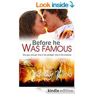 Before He Was Famous: HotFlush Book 1