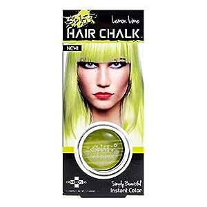 splat hair chalk lemon lime health personal care