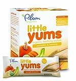 Plum Organics Little Yums - Pumpkin Banana, 3.0 oz