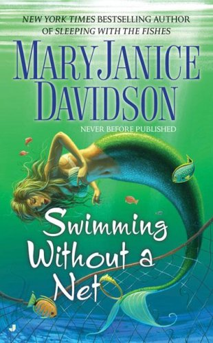 Swimming Without A Net, by MaryJanice Davidson