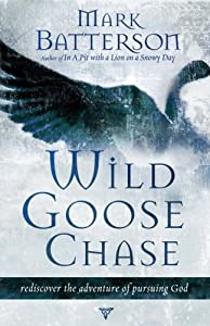 """Cover of """"Wild Goose Chase: Reclaim the A..."""