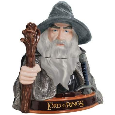 The Hobbit Gandalf The Grey Cookie Jar