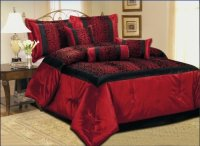 Very Cheap Bedspreads And Comforter Sets discount: 7 Piece ...