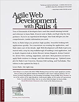 Agile Web Development with Rails 4 (Facets of Ruby): Sam