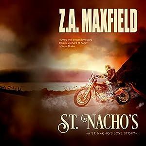 St Nacho's St Nacho's, Book 1 Audiobook  Z A