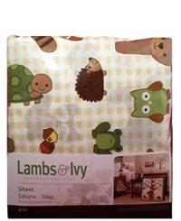 Amazon.com: Lambs & Ivy Echo Baby Sheet: Home & Kitchen