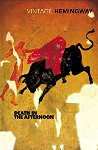 """Cover of """"Death in the Afternoon"""""""