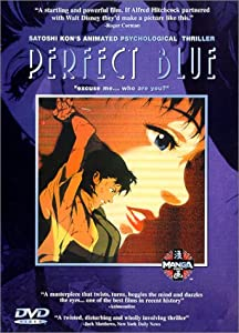"Cover of ""Perfect Blue"""