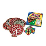 Pizza Fun Fractions Game