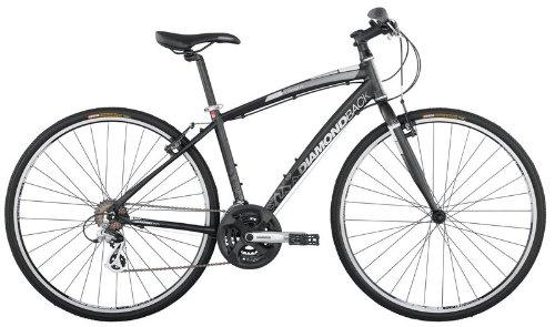 Diamondback 2012 Insight 1 Performance Hybrid Bike (Black