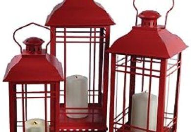 Amazon Metal Lanterns Home Kitchen