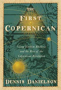 "Cover of ""The First Copernican: Georg Joa..."