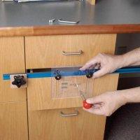 Jigs: Rockler Deluxe Drawer Pull JIG IT