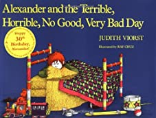 "Cover of ""Alexander And The Terrible, Hor..."