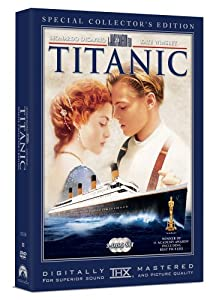 """Cover of """"Titanic (Three-Disc Special Col..."""