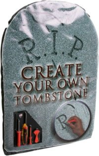 How To Build Your Own Halloween Graveyard