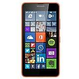 Microsoft Lumia 640 Dual SIM Orange SIMフリー [並行輸入品]