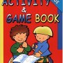 Activity And Game Book Basic Skills For 3 4 Years Old