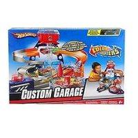Hot Wheels Color Shifters Custom Garage: Amazon.co.uk ...