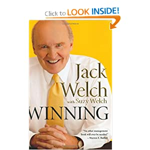 Winning by Jack and Suzy Welch