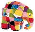 Elmer 30cm Super Soft Patchwork Elmer