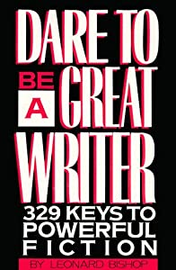 "Cover of ""Dare to Be a Great Writer: 329 ..."