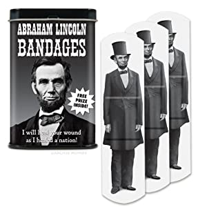 abe bitchin bandages