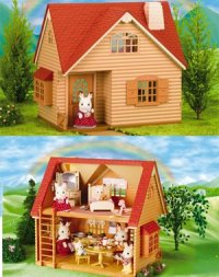 #Buy Calico Critters Cozy Cottage Starter Set - New Direct ...